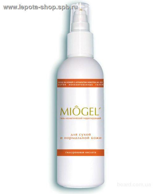 Миогель косметический гидратирующий для сухой кожи