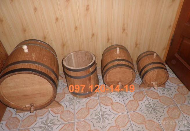 Продажа и изготовление дубовые бочки , кадушек(діжок),купелей
