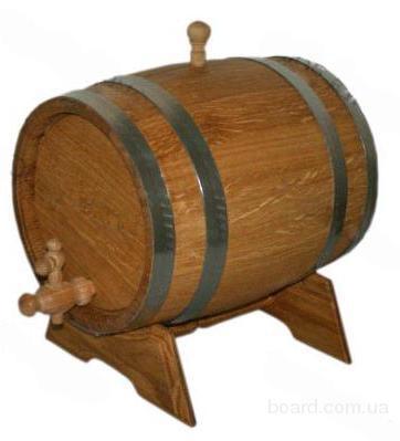Производим дубовые бочки для вина, коньяка, солений.