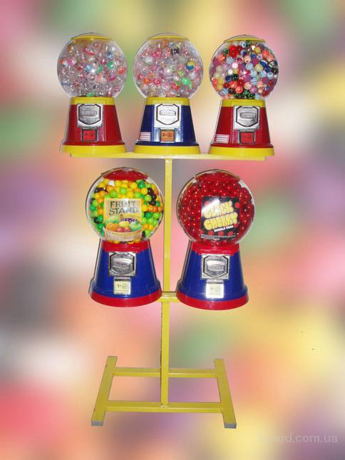 Вендинг - Механические и    электронные торговые          автоматы