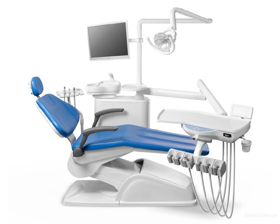 Стоматологическое оборудование и установки для кабинетов