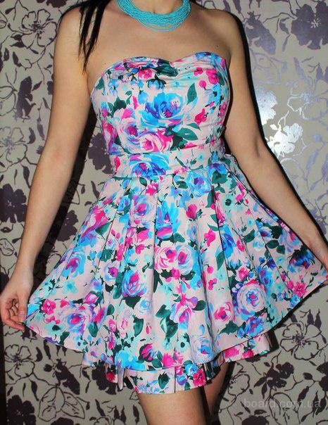Купить Красивые Летние Платья
