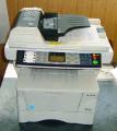 Мфу а4 для офиса лазерное Kyocera 1118MF копир-принтер-цв.сканер из Германии, очень долговечное.