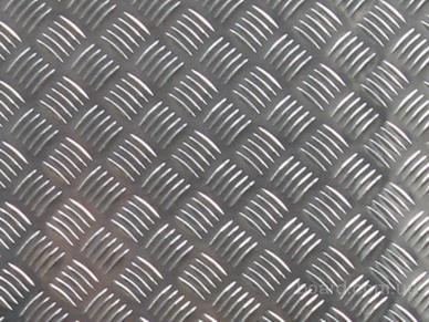 Лист алюм рифл, лист рифленный алюминиевый, лист рифленный квинтет