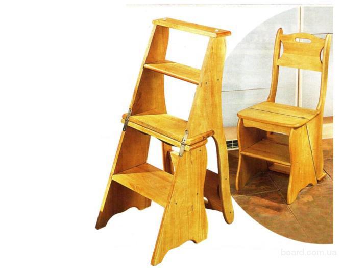 Стул-стремянка (стул-лестница)