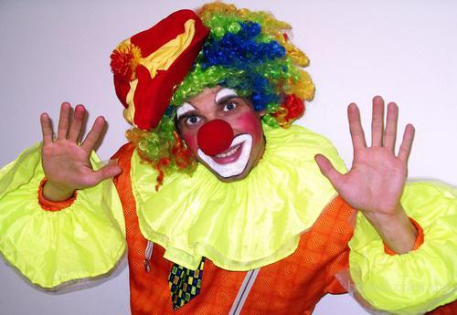 Заказать клоуна на праздник, день рождения, выпускной! Киев и Киевская Область