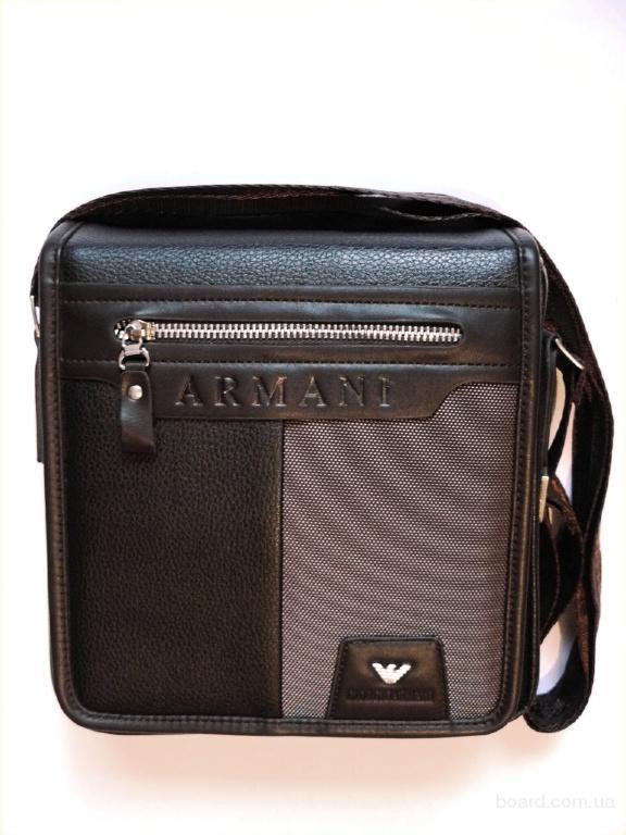 Сумка мужская Армани - Armani