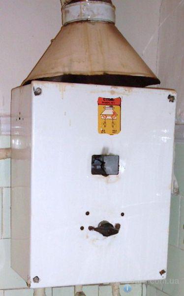 Куплю газовую колонку в любом состоянии  Донецк Макеевка