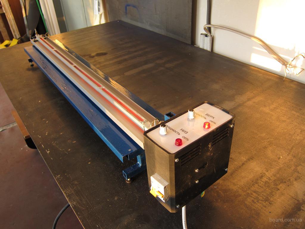 Термодизайнер, термогибочный станок - оборудование для гибки пластика.