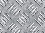 Рифленые листы из алюминия.