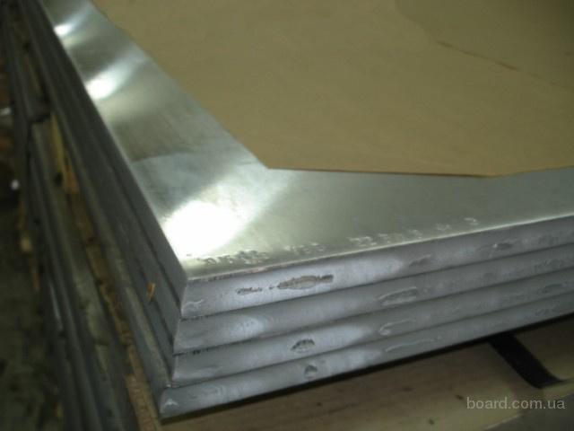 Плита алюминиевая, плита Д16