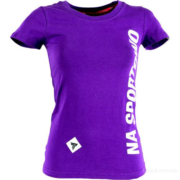 Все о женских спортивных футболках