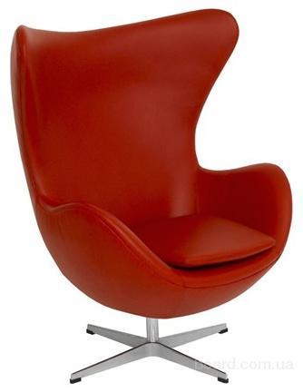 Купить кресла EGG(ЭГГ) красное киев