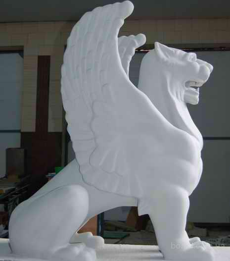 Скульптуры из гранита и мрамора