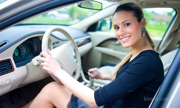 Курсы вождению с инструктором-женщиной в Запорожье   , механика, автомат.
