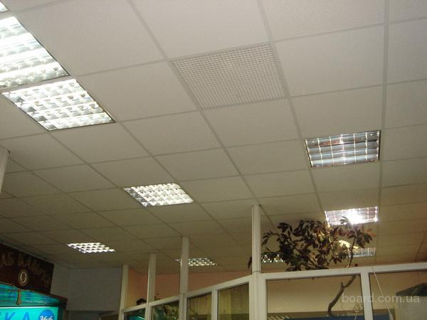 подвесные потолки Днепропетровск
