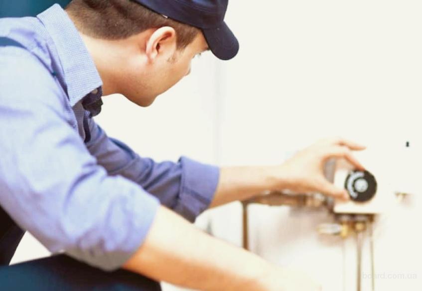 Установка, ремонт, обслуживание бойлеров, стиральных машин