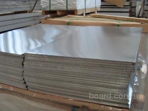 Лист алюминиевый нагартованый