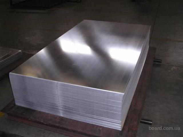Лист алюминиевый полунагартованный