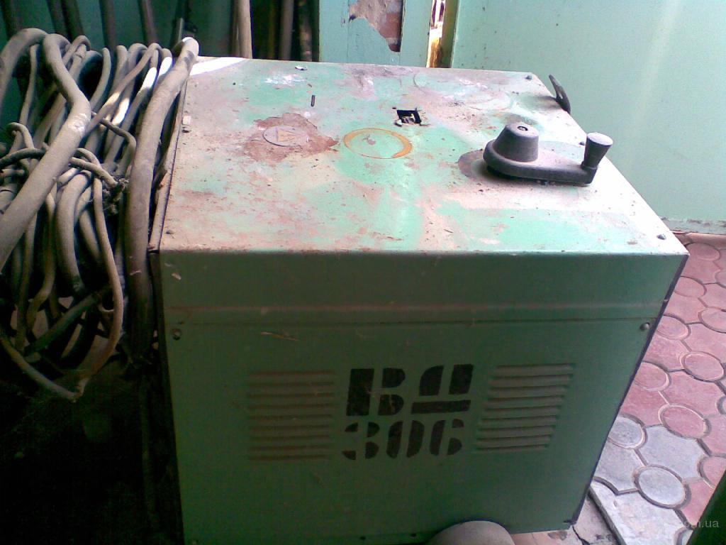 Выпрямитель сварочный ВД-306 У3.