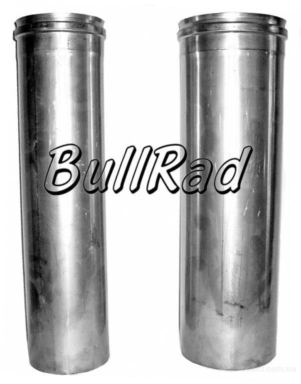 Печь каменка Buller-02Н: нержавеющий кожух + термостекло + вынос топки