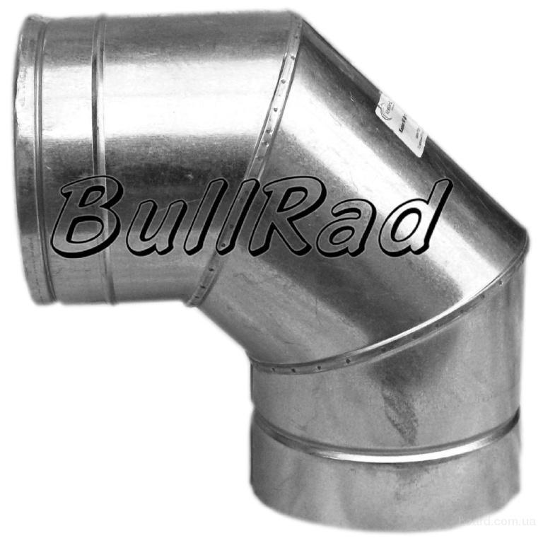 Нержавеющие трубы и элементы дымоходов: d120/d150/d180