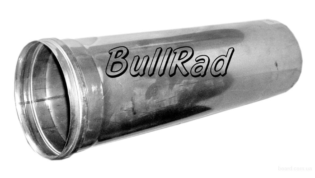 Трубы и элементы дымоходов из нержавеющей стали