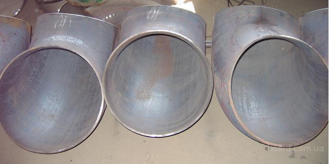 Отводы больших диаметров