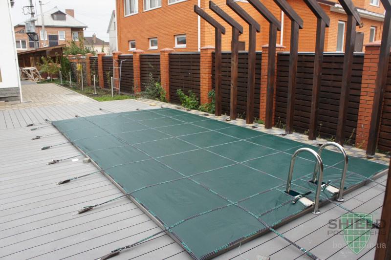 Накрытие Shield для бассейна Compass Pool