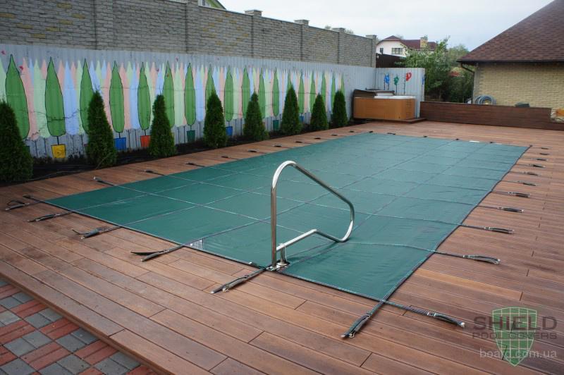 Накрытие для бассейна Compass Pool