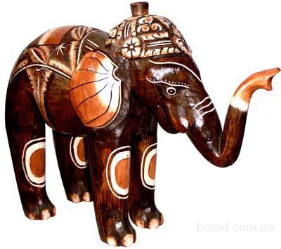 Слоны в ассортименте