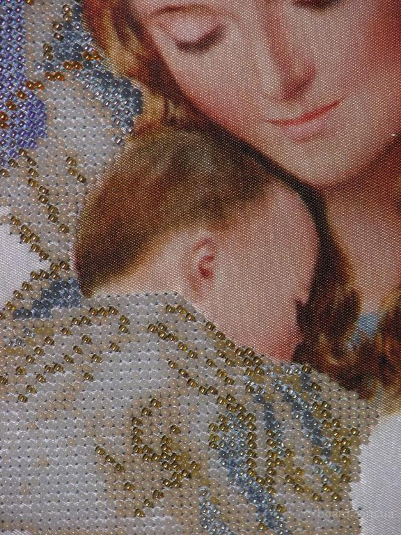 Продам ікона свята родина цена 490