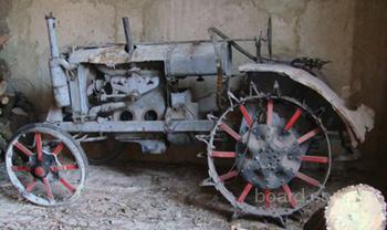 Запчасти двигателя D115 на трактор Universal UTB V-445.