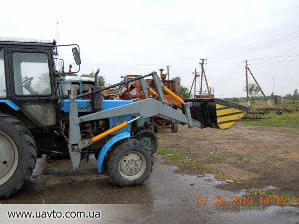 Чертежи на кун на трактор