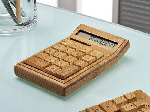 Бамбуковый калькулятор