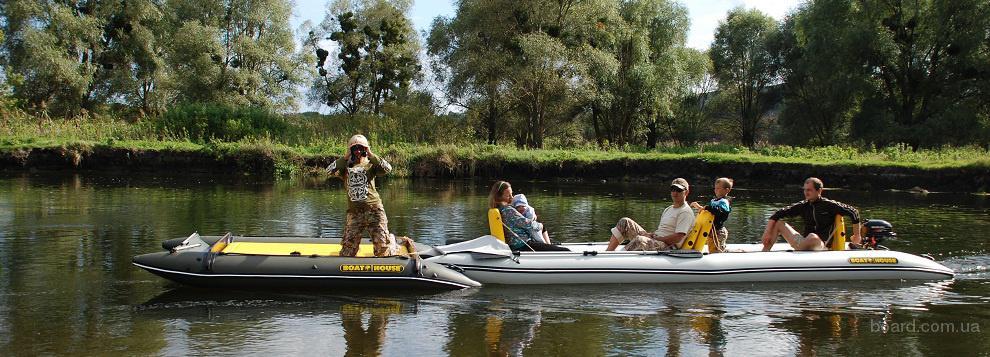 производители лодок харьков