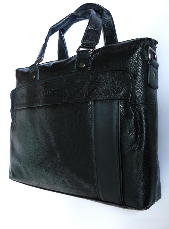 Кожаный портфель Bally, дешево - Распродажа.