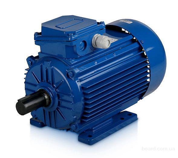 Электродвигатель АИР 180 M2 (АИР180М2) 30 кВт / 3000 об (4АМУ180М2, А180M2,5АМХ180М2)