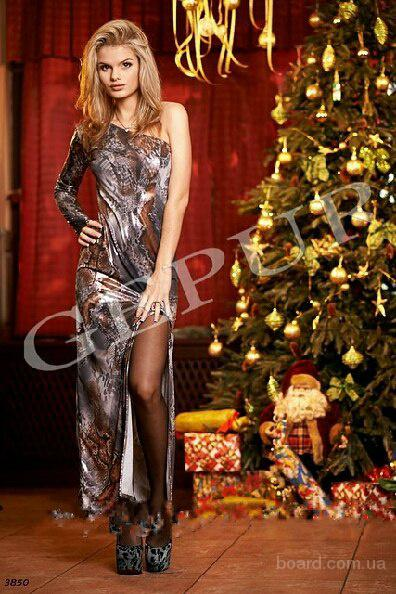 Платье Питон