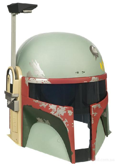 Шлем Бобы Фетта с модулятором голоса
