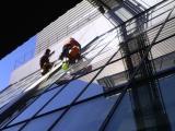 Тонировка фасадов зданий, бронировка стеколакетов в ваших домах Днепропетровск