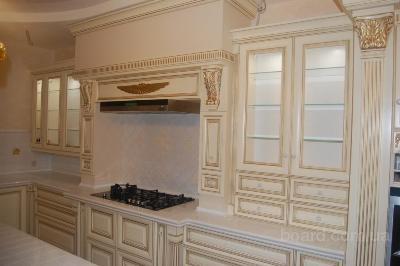 Фасады из дерева, доступные цены, великолепные детали, 100% гарантия к - Мебель, Продажа - Черкассы, Украина...