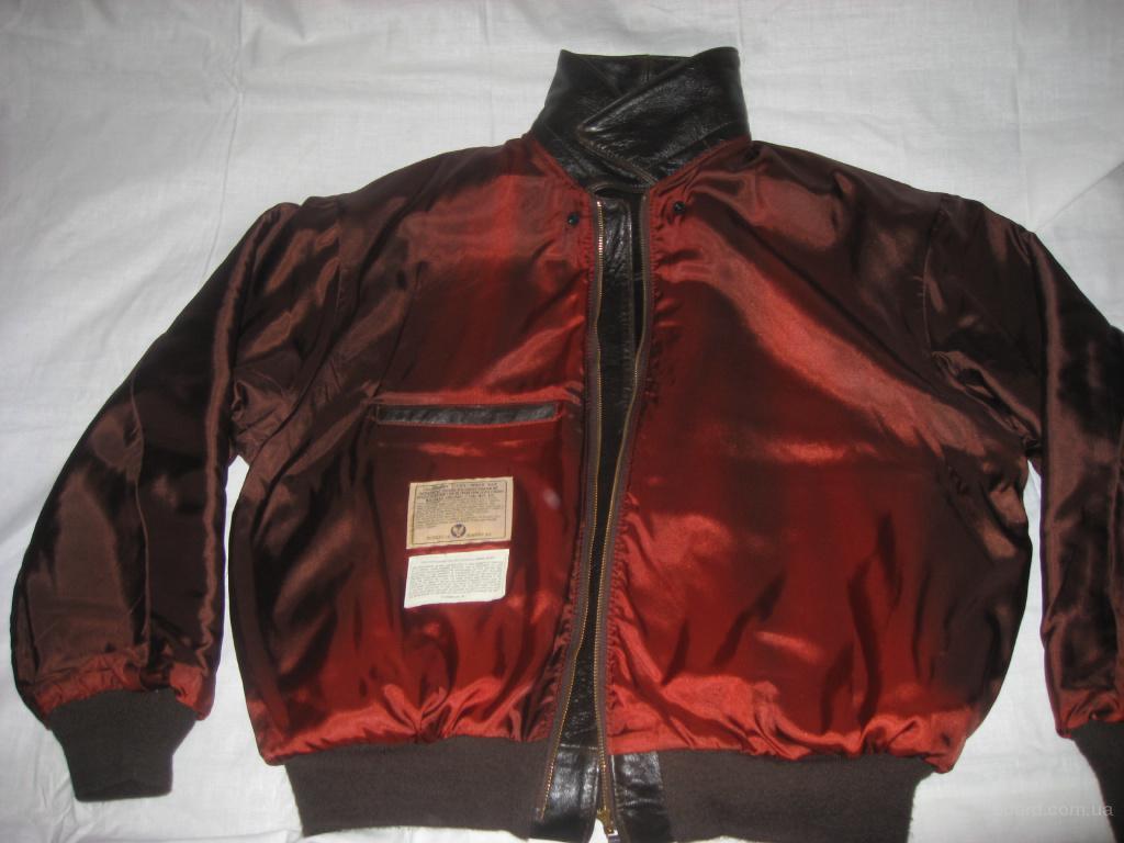 Avirex куртки кожаные