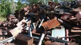 Лом черных металлов всех видов