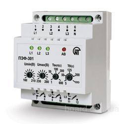 Универсальный автоматический электронный переключатель фаз ПЭФ-301 предназначен для питания промышленной и бытовой...