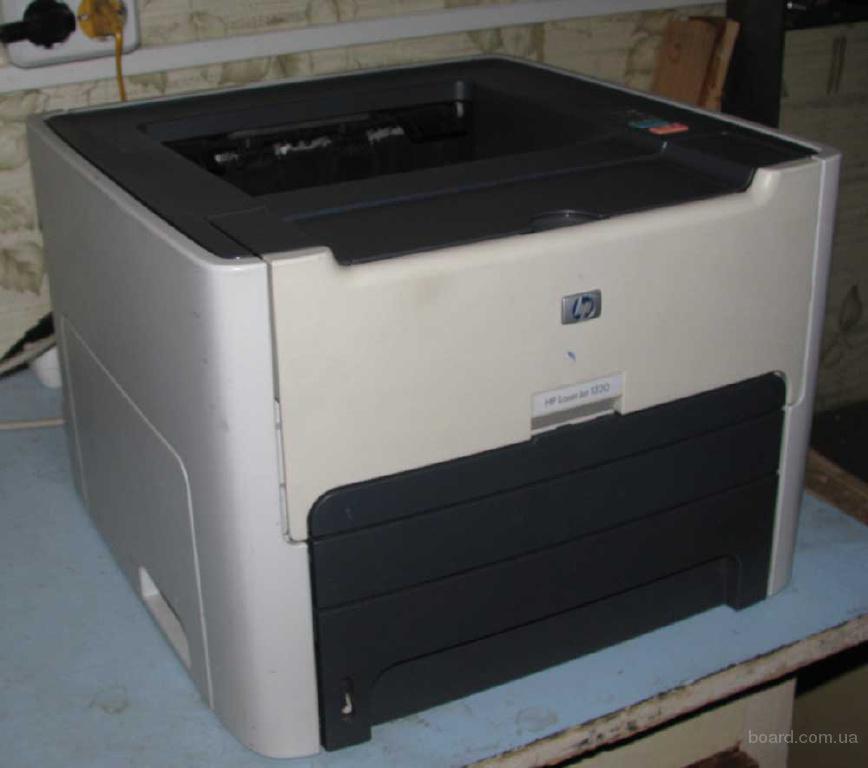 hp laser jet 1320: