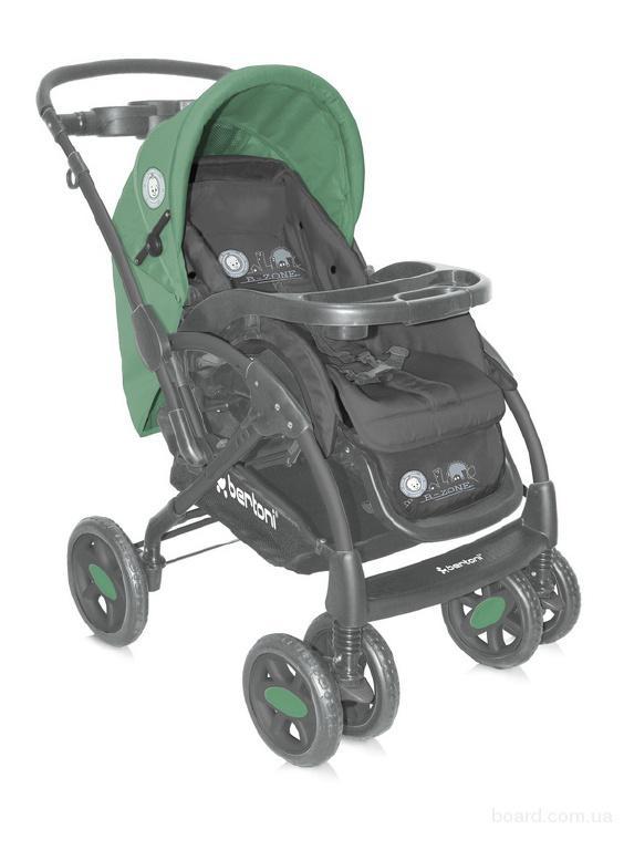 Детская универсальная коляска-трансформер Bertoni (Lorelli) Flair