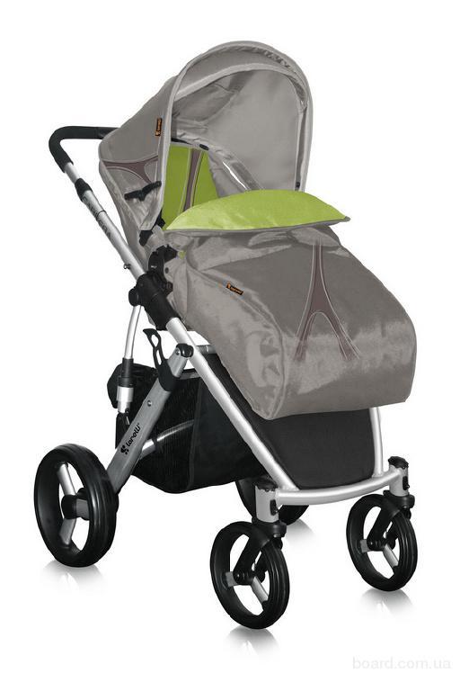 Детская универсальная коляска Lorelli (Bertoni) Carrera 4
