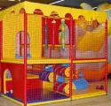 Сетка заградительная для детских игровых комплексов, лабиринтов