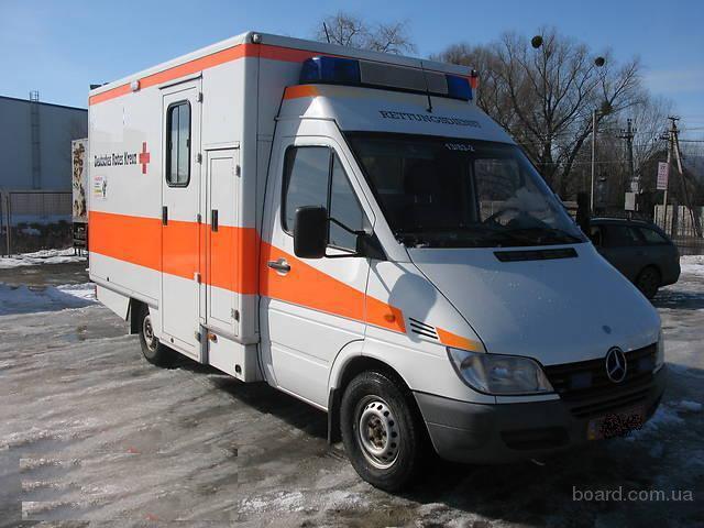 Перевезти больного скорой медицинской помощью по городу, области, Украине, в Россию, Белоруссию, Европу.